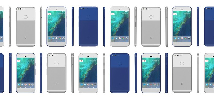 Еще одна утечка Google Pixel