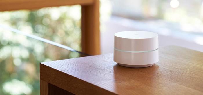 Google представила собственный Wi-Fi