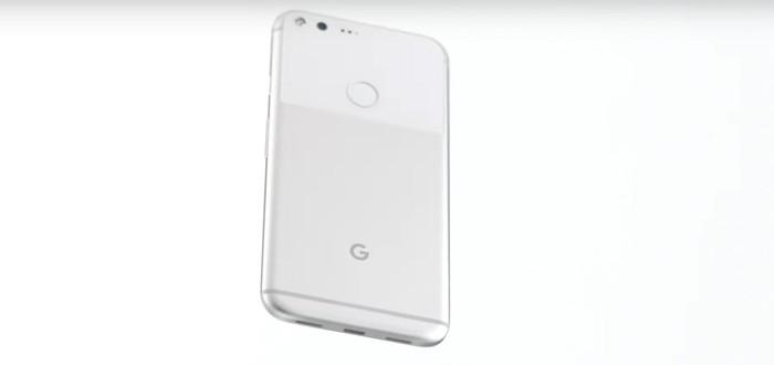 Цены на Google Pixel и промо-ролик