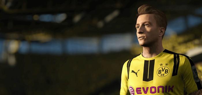 Чудесные баги и глитчи FIFA 17