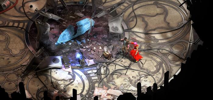 Новый трейлер Torment: Tides of Numenera — Мир игры