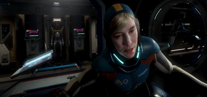 Lone Echo — новая игра Ready at Dawn эксклюзивно для Oculus Touch