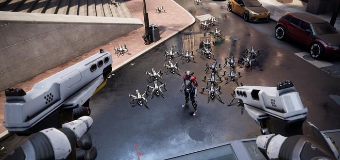 Robo Recall — полноценная VR-игра от Epic Games