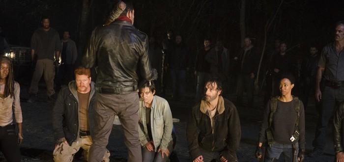Название и синопсис премьеры седьмого сезона The Walking Dead