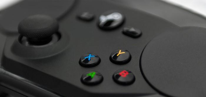 Valve продала почти миллион контроллеров Steam