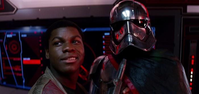 Слух: судьба Финна в Star Wars: Episode VIII