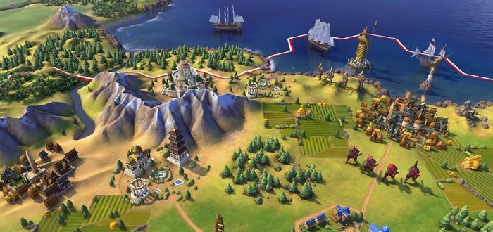 Еще один час геймплея Civilization VI