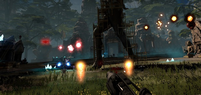 Serious Sam VR: The Last Hope вышла в Steam Early Access