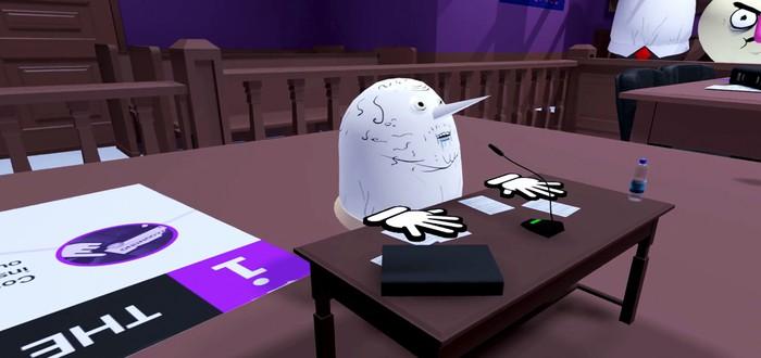 Accounting — странный VR-проект от разработчиков The Stanley Parable