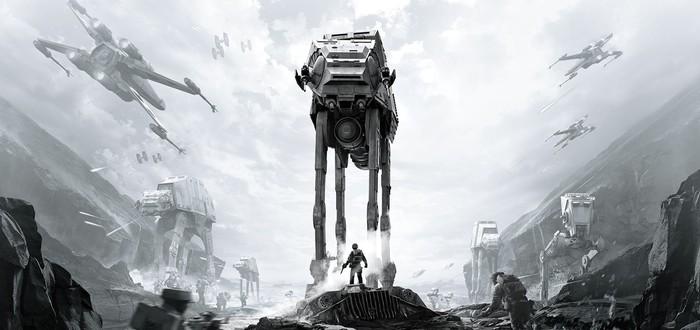 Star Wars Battlefront Ultimate Edition стало доступно для предзаказа