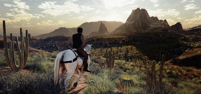 Взгляд на предполагаемую карту Red Dead Redemption 2
