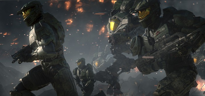 Возможность кросс-платформенного мультиплеера и новые видео Halo Wars 2