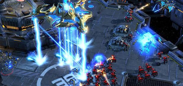 StarCraft II: PC и Mac поровну