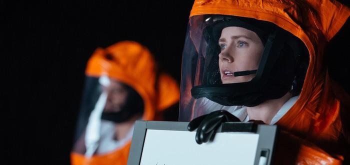 Финальный трейлер научно-фантастического фильма Arrival
