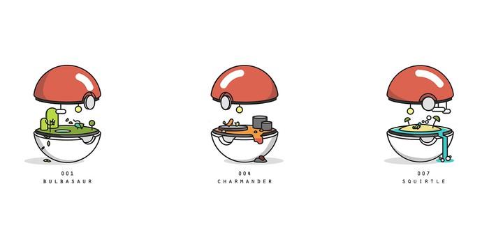 Разработчик Pokemon рассказал, что внутри Покебола