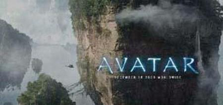 Китай переименовывает гору в честь фильма Аватар