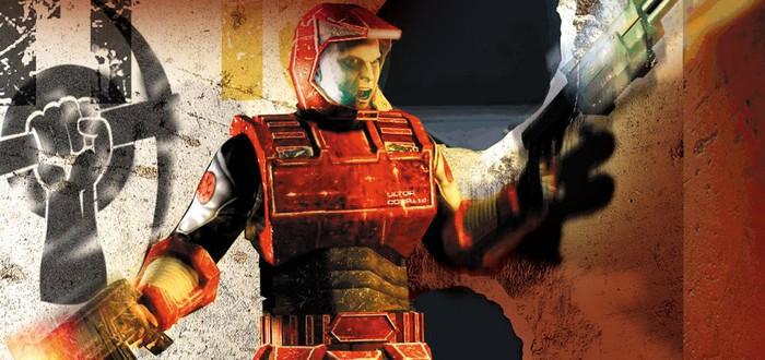 Оригинальная Red Faction получила рейтинг для PS4