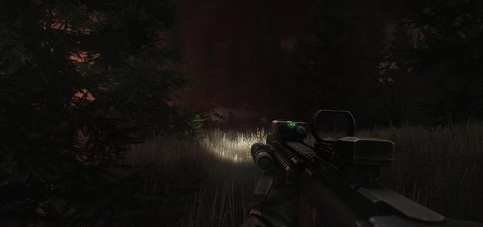 Скриншоты из нового билда Escape from Tarkov