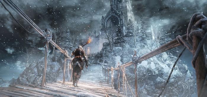 Релизный трейлер Dark Souls III: Ashes of Ariandel