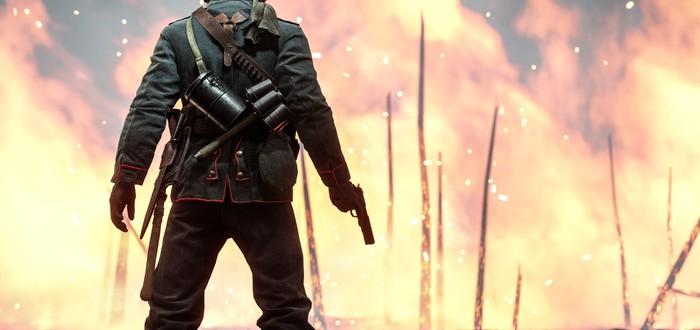 Гайд Battlefield 1— лучшие билды штурмовика, медика, саппорта и разведчика