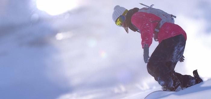 Головокружительный GoPro-геймплей в новом видео Steep