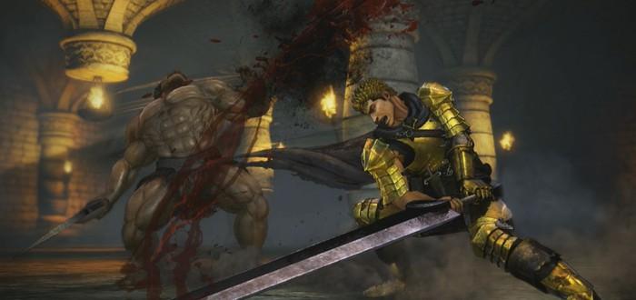 Битва с боссом и скриншоты DLC Berserk and the Band of the Hawk