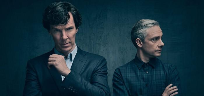 Первый трейлер четвертого сезона Sherlock