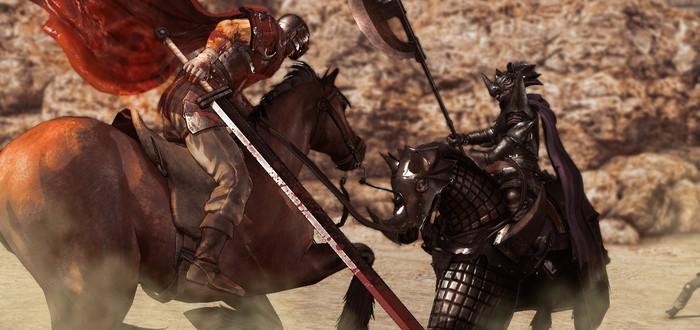 Детали боевой системы и новые скриншоты Berserk and the Band of the Hawk