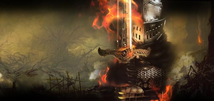 Гайд Dark Souls 3 - как получить доступ к кострам, квестам и боссам в Ashes of Ariandel