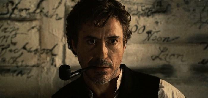 Warner Bros. нашли сценаристов для третьего Sherlock Holmes