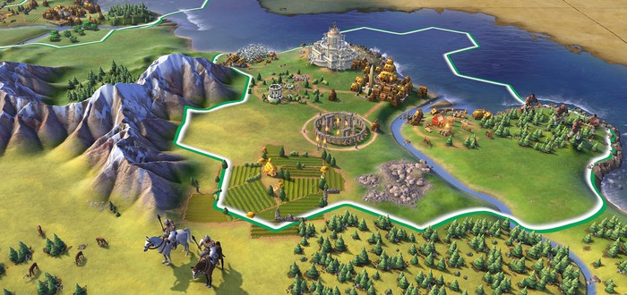 Вы можете активировать командный мультиплеер в Civilization VI вручную