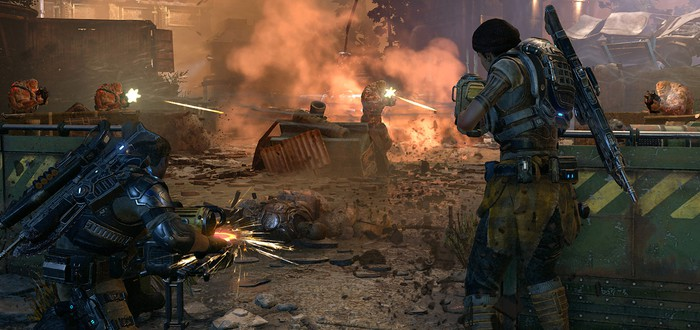 Детали завтрашнего апдейта Gears of War 4