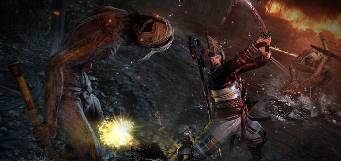 Nioh получит поддержку PlayStation 4 Pro