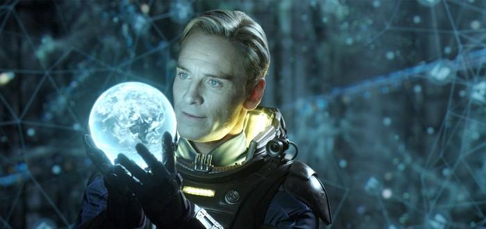Майкл Фассбендер сыграет две роли в Alien: Covenant