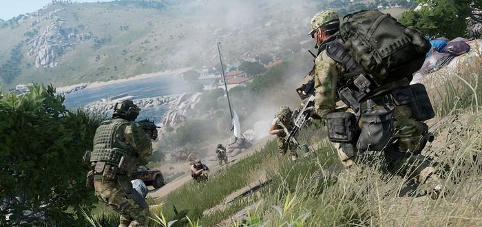 Bohemia Interactive запустила свою бесплатную версию Steam Greenlight