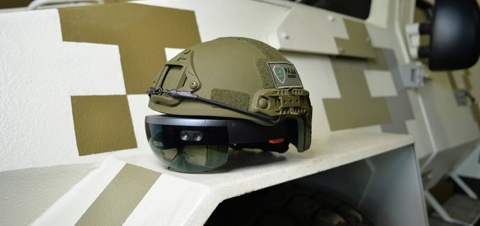 Украинские военные хотят HoloLens для своих танкистов