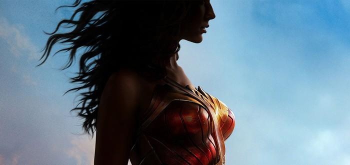 Новые постеры Wonder Woman