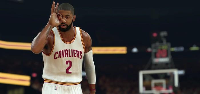 NBA2K17 бьет рекорды продаж