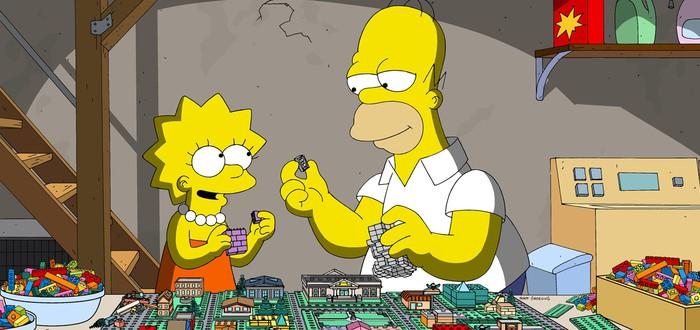 Мультсериал The Simpsons продлили на два сезона