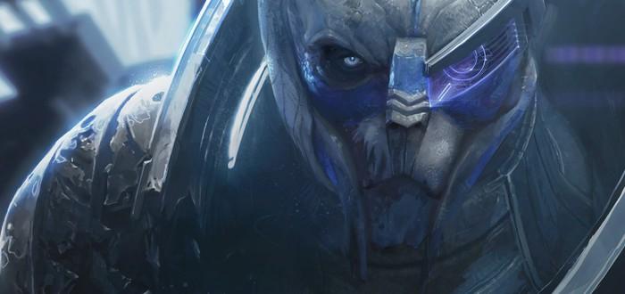 Саундтрек трилогии Mass Effect выпустят на виниле
