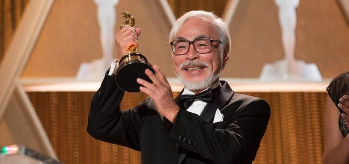 Миядзаки снимет еще один фильм