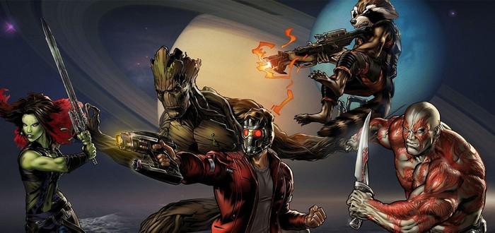 Telltale работает над игрой Guardians of the Galaxy