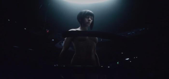 Клип фильма Ghost in the Shell представляет создание искусственного тела
