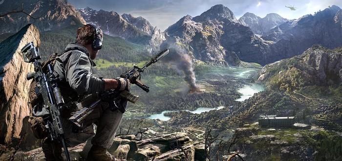 Sniper: Ghost Warrior 3 будет доступна для игры на PSX 2016