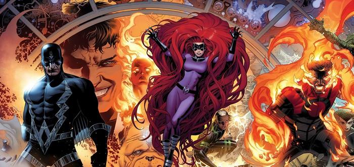 The Inhumans получит собственный телесериал
