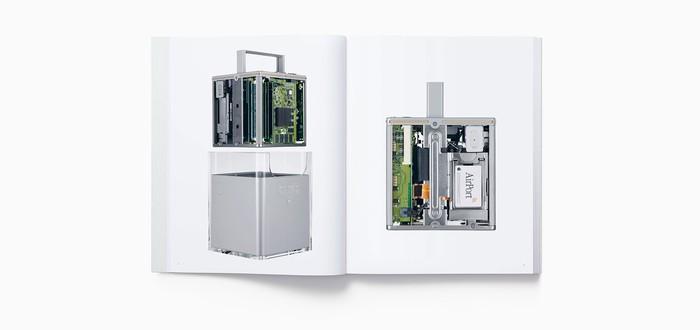 Фотографии техники Apple в книге от Apple за $299