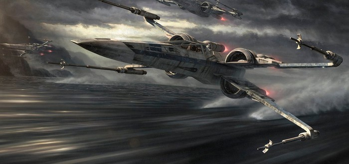 Почувствуйте себя пилотом X-wing в захватывающем видеоролике