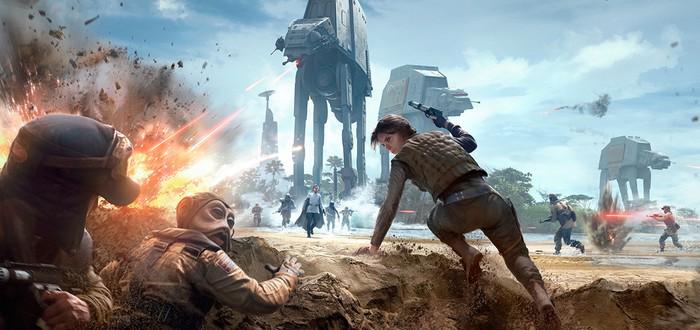 Новое дополнение Star Wars Battlefront позволит сыграть за Джин Эрсо