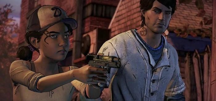 Студия Telltale Games анонсировала дату выхода третьего сезона The Walking Dead