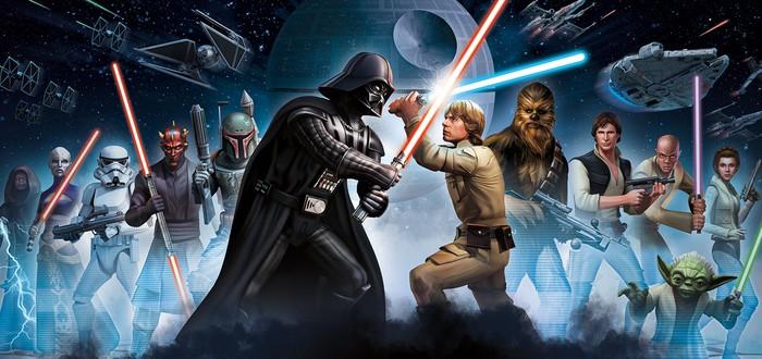 Идея спин-оффов Star Wars принадлежала Джорджу Лукасу